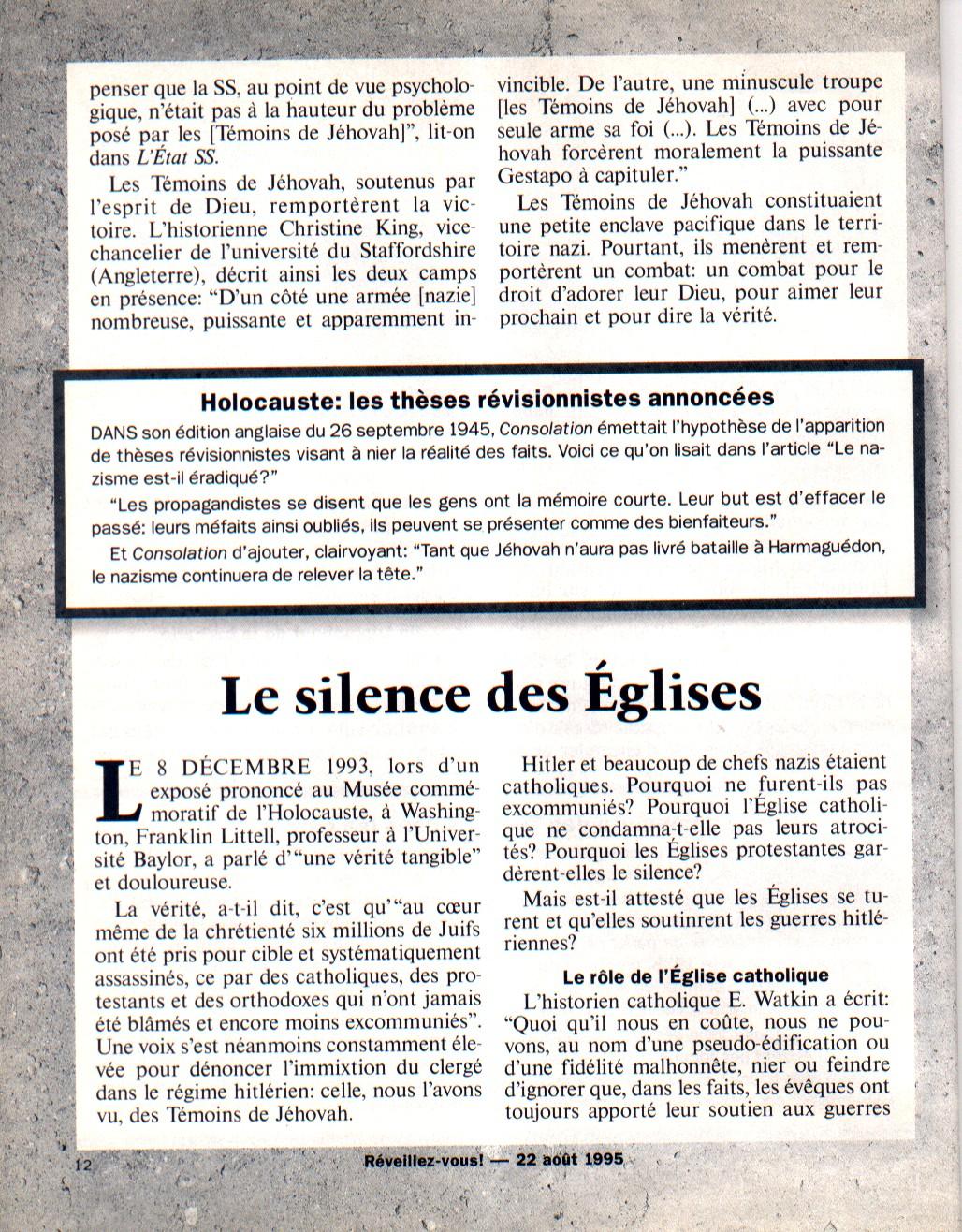 Réveillez-vous 1995